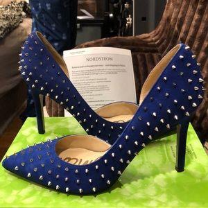 Brand new San Edelman spiked heels!